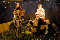 The Santa Monica Nativity Scene:Scene  5 Along the Road - Metro Church Calvary Chapel, on Tuesday, December 12, 2010.