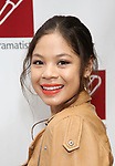 Eva Noblezada attends The New Dramatists' 68th Annual Spring Luncheon at the Marriott Marquis on May 16, 2017 in New York City.