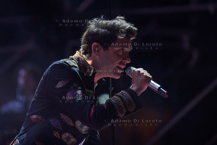 Chieti, italy, the singer Mika in concert , on July 30, 2016. Photo: Adamo Di Loreto/BuenaVista*photo