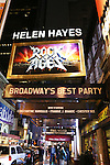 'Rock of Ages' - Closing Night Marquee