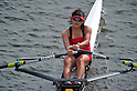 Eri Wakai (JPN), SEPTEMBER 17, 2011 - Rowing : The 89th All Japan Rowing Championships during the Race Semi-final of Women's Single Sculls at the Toda Olympic Rowing Course, Saitama, Japan. (Photo by Jun Tsukida/AFLO SPORT) [0003]
