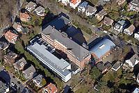 Hansa Gymnasium Bergedorf: EUROPA, DEUTSCHLAND, HAMBURG, BERGEDORF (EUROPE, GERMANY), 15.03.2016: Hansa Gymnasium Bergedorf