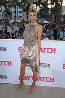 MIAMI BEACH, FL - MAY 13: Kelly Rohrbach attends the Baywatch Movie Premiere at Lummus Park on May 13, 2017 in Miami Beach, Florida. Credit: mpi04/MediaPunch