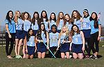 4-15-16, Skyline High School girl's junior varsity lacrosse team