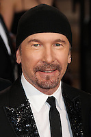 HOLLYWOOD, CA, USA - MARCH 02: The Edge at the 86th Annual Academy Awards held at Dolby Theatre on March 2, 2014 in Hollywood, Los Angeles, California, United States. (Photo by Xavier Collin/Celebrity Monitor)