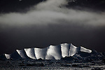 Sleeping Dragon, Kangerdlugssuaq Fjord, East Greenland. Limited edition C-Type Prints available - contact me for more details.<br />