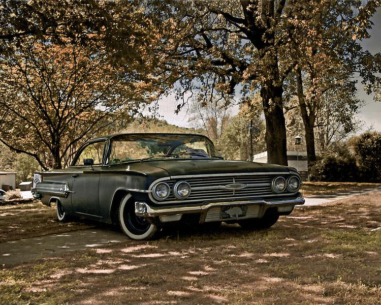 A cool cruiser Chevy Impala 1960