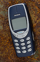 Nokia 3310 Mobile Phone - Sept 2011