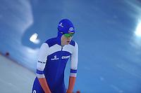 SCHAATSEN: GRONINGEN: Sportcentrum Kardinge, 17-01-2015, KPN NK Sprint, Letitia de Jong, ©foto Martin de Jong