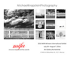 Michael Knapstein has 10 photographs included in an exhibit of international award-winning images in Moscow, Russia.