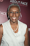 "Bethann Hardison attends the New York Premiere of  HBO's ""About Face: Supermodels Then and Now"" on July 17, 2012 at The Paley Center for Media in New York City. This was filmed by Timothy Greenield-Sanders."