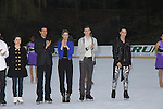 at the Figure Skating in Harlem  - the 2011 Skating with the Stars on April 4, 2011 at Wollman Rink, Central Park, New York City, New York. (Photo by Sue Coflin/Max Photos)