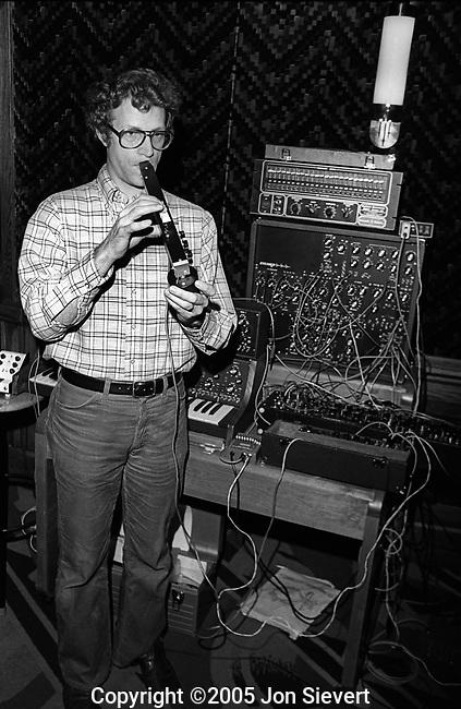 Nyle Steiner, 42-13-31A, Recording of Apocalypse Now Soundtrack, Aug. 6, 1979