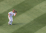 7 August 2016: Washington Nationals outfielder Jayson Werth in action against the San Francisco Giants at Nationals Park in Washington, DC. The Nationals shut out the Giants 1-0 to take the rubber match of their 3-game series. Mandatory Credit: Ed Wolfstein Photo *** RAW (NEF) Image File Available ***