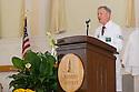 Dean Rick Morin, M.D. Class of 2017 White Coat Ceremony.