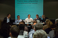 Practical Steps: Safeguarding Journalists and Their Sources