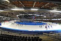 SCHAATSEN: BERLIJN: Sportforum Berlin, 05-12-2014, ISU World Cup, ©foto Martin de Jon