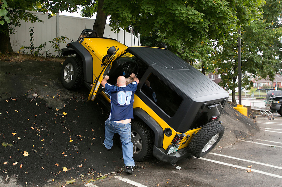 Boston, MA 10/03/2012<br />
