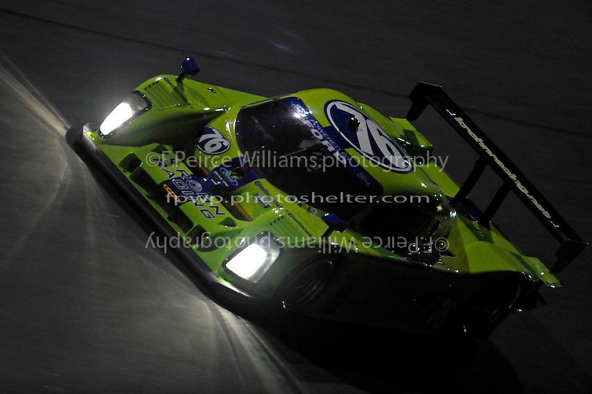 #76 Krohn Racing Ford/Lola of Tracy Krohn, Nic Jonsson, Ricardo Zonta & Colin Braun