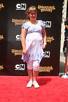 "Ada-Nicole Sanger.aarrives at the ""Unnatural History"" Cartoon Network Premiere.Stephen J. Ross Theater, Warner Brothers Lot.Burbank, CA.June 12, 2010.©2010 Kathy Hutchins / Hutchins Photo.."