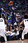 2016-2017 BYU Basketball vs Utah State