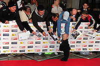 Pride of Britain awards 2009 at the Grosvenor House Hotel in London..