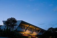 Diamantina _ MG, Brasil...Escola projetada por Oscar Niemeyer em Diamantina, Minas Gerais...School designed by Oscar Niemeyer in Diamantina, Minas Gerais...Foto: JOAO MARCOS ROSA /  NITRO