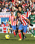 LIGA BBVA. Atletico de Madrid vs Betis. 18/12/2011
