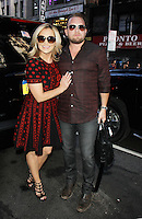 AUG 22 Kellie Pickler & Kyle Jacobs  at Today Show