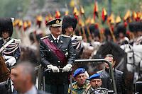 King Albert II of Belgium - National Day