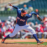 15 March 2016: Houston Astros pitcher Pat Neshek on the mound during a Spring Training pre-season game against the Washington Nationals at Osceola County Stadium in Kissimmee, Florida. The Astros fell to the Nationals 6-4 in Grapefruit League play. Mandatory Credit: Ed Wolfstein Photo *** RAW (NEF) Image File Available ***