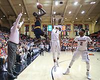 Cal Basketball M vs Oregon State, January 21, 2017