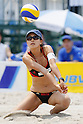 Keiko Urata, MAY 6, 2012 - Beach Volleyball : JBV Tour 2012 Sports Club NAS Open  Women's third place mach at Odaiba Beach, Tokyo, Japan. (Photo by Yusuke Nakanishi/AFLO SPORT) [1090]