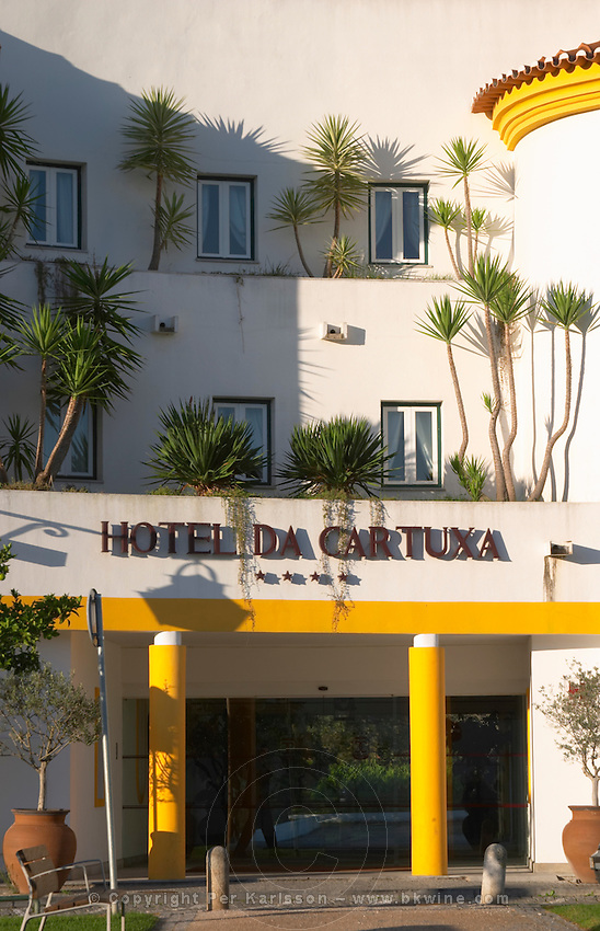 hotel da cartuxa evora alentejo portugal