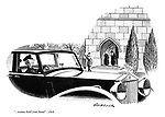 """(Beatles song plays on a car radio of a hearse) """"...wanna hold your hand""""...click"""