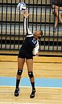 9-29-15 Skyline High School freshman volleyball in action