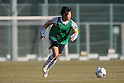 Ayaka Inoue (JPN), ..FEBRUARY 12, 2012 - Football / Soccer : Nadeshiko Japan team training Wakayama camp at Kamitonda Sports Center in Wakayama, Japan. (Photo by Akihiro Sugimoto/AFLO SPORT) [1080]
