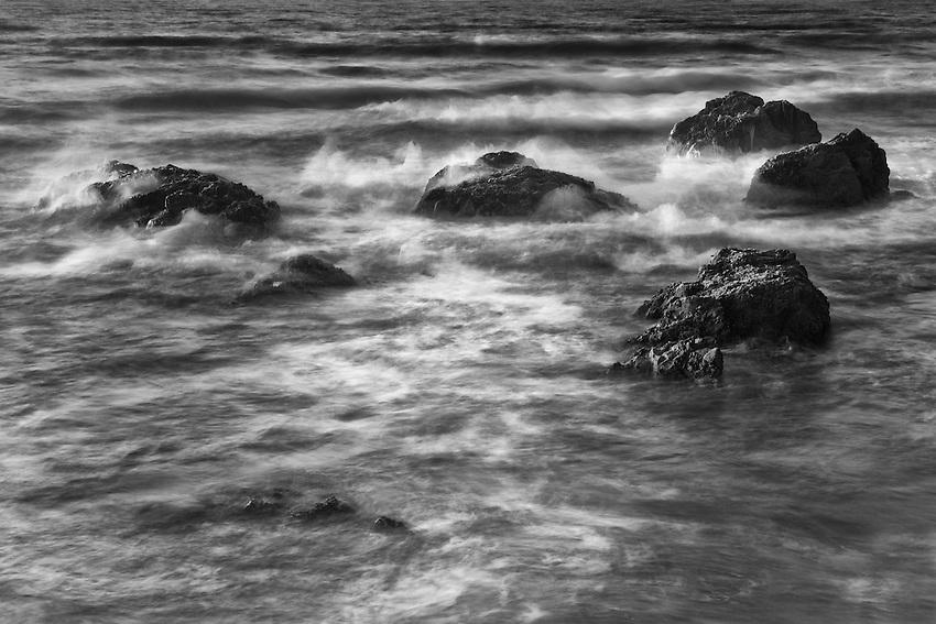 Black And White Photography Beach Sunset Beach ca Black Amp White