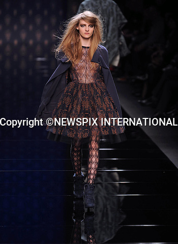 """ANTEPRIMA.Autumn 2010/2011 Collection, Milan Fashion Show, Milano_25/02/2010.Mandatory Credit Photo: ©NEWSPIX INTERNATIONAL..**ALL FEES PAYABLE TO: """"NEWSPIX INTERNATIONAL""""**..IMMEDIATE CONFIRMATION OF USAGE REQUIRED:.Newspix International, 31 Chinnery Hill, Bishop's Stortford, ENGLAND CM23 3PS.Tel:+441279 324672  ; Fax: +441279656877.Mobile:  07775681153.e-mail: info@newspixinternational.co.uk"""