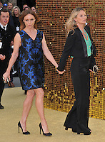 Stella McCartney &amp; Kate Moss at the &quot;Absolutely Fabulous: The Movie&quot; world film premiere, Odeon Leicester Square, Leicester Square, London, England, UK, on Wednesday 29 June 2016.<br /> CAP/CAN<br /> &copy;CAN/Capital Pictures /MediaPunch ***NORTH AND SOUTH AMERICAS ONLY***