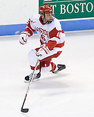 Kevin Gilroy (BU - 16) - The Boston University Terriers defeated the visiting University of Toronto Varsity Blues 9-3 on Saturday, October 2, 2010, at Agganis Arena in Boston, MA.