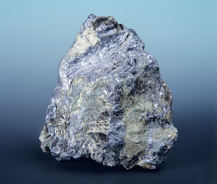MOLYBDENITE- primary ore of MOLYBDENUM, MoS2<br />