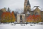 Barbara Johnston/University of Notre Dame by Barbara Johnston/University of Notre Dame