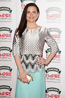 UK: Empire Film Awards 2014