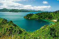 Queen Charlotte Sound (Marlborough), South Island, New Zealand