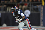 Ole Miss running back Jaylen Walton (6) vs. Vanderbilt at Vaught-Hemingway Stadium in Oxford, Miss. on Saturday, November 10, 2012. (AP Photo/Oxford Eagle, Bruce Newman)