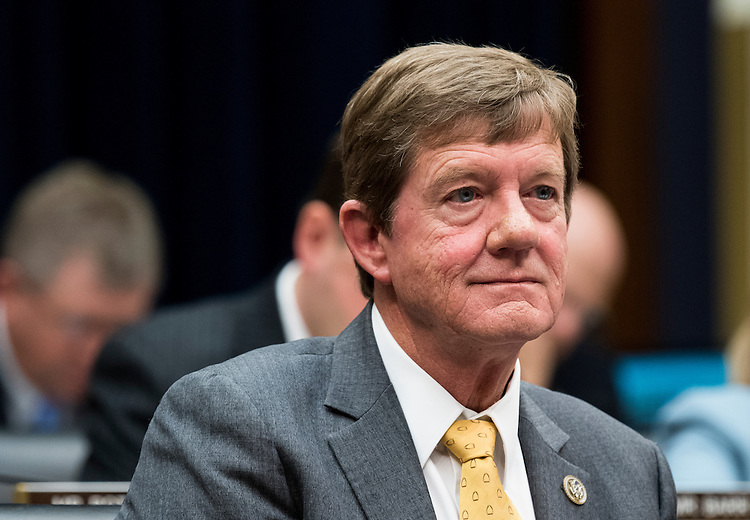 UNITED STATES - FEBRUARY 2: Rep. Scott Tipton, R-Colo., participates in the House Financial Services Committee meeting to organize for the 115th Congress on Thursday, Feb. 2, 2017. (Photo By Bill Clark/CQ Roll Call)