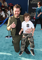 """HOLLYWOOD, CA - May 18: Perez Hilton, Mario Armando Lavandeira III, At Premiere Of Disney's """"Pirates Of The Caribbean: Dead Men Tell No Tales"""" At Dolby Theatre In California on May 18, 2017. Credit: FS/MediaPunch"""