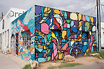 Downtown Phoenix Murals