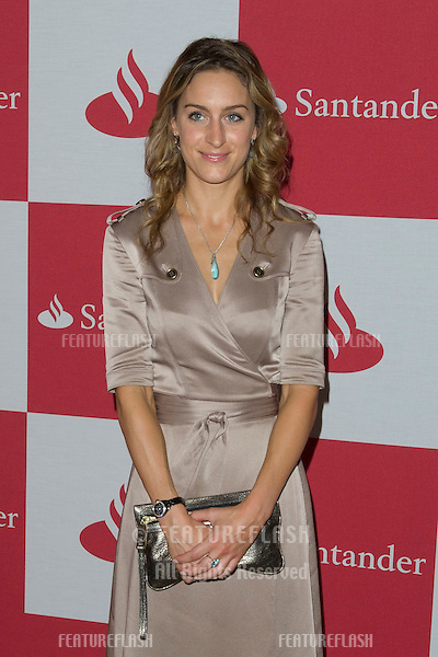 Amy Williams arriving for The Grand Prix London F1 Party, RAC Club London. 28/06/2012 Picture by: Simon Burchell / Featureflash